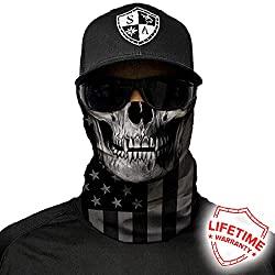 American Flag Ski Masks For Men